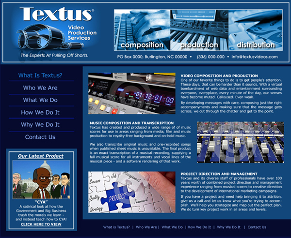 Textus Video Productions